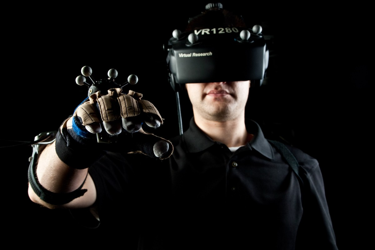 Virtual Reality,  Not just a Hobby